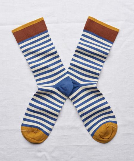 Denim Stripes Socks