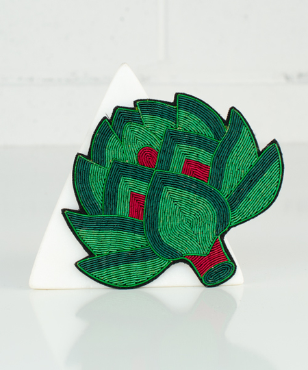 Master Artichoke Theater Box Pin