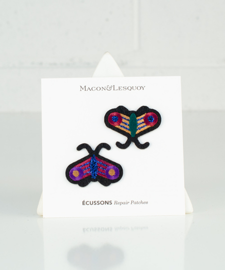 Butterfly Set Iron Patches