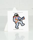 Astronaut Iron Patch