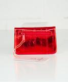 Handy Cards Holder - Metallic Red