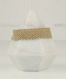 Flare Silver Bracelet