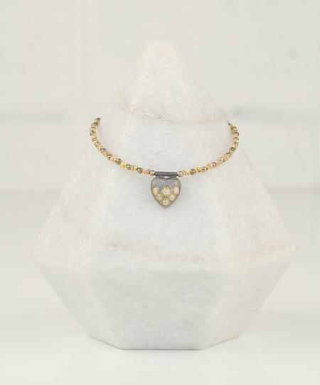 Heart Zircons Bracelet