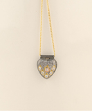 Heart Diamonds Necklace