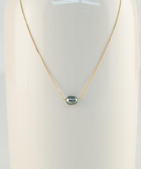 Queen Sea Necklace - Petrol