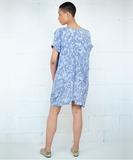 Marvey Dress / Tunic - Cornflower