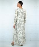 Faitheen Dress - Moss