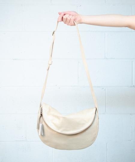 Kenza Handbag - Pearl