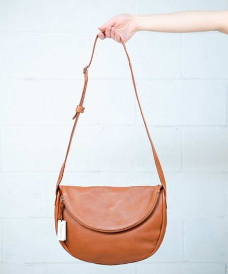 Kenza Handbag - Brown