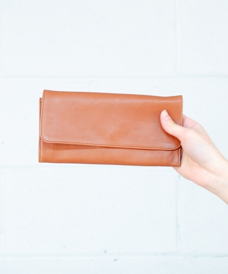 Nadia Wallet - Brown