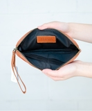 Fred Pouch - Brown
