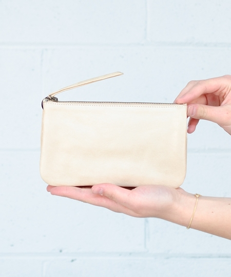 Louisa Wallet - Pearl