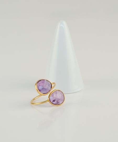 Lalo Amethyst Ring