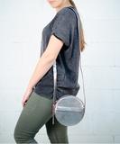Lauren Glitz Purse - Silver