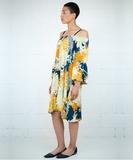 Luc Chrysanthemum Dress