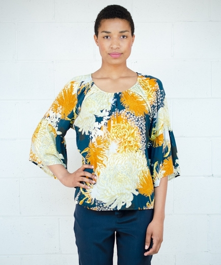 Lelo Chrysanthemum Blouse