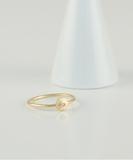 Ada Pink Tourmaline Ring
