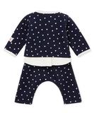 Takuma Dots Outfit 3pcs