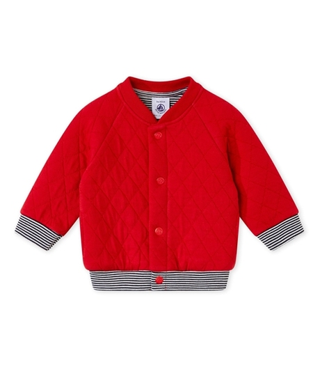 Tancede Padded Cardigan - Red