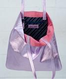 Mellu Glitz Violet Handbag