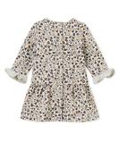 Tang Print Dress