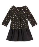 Taxi Dots Dress