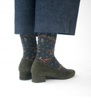 Dark Hare Socks