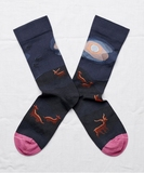 Night Fennec Socks