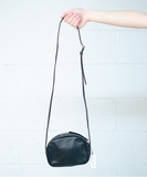 Sandie Woven Purse - Black