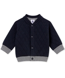 Tancede Padded Cardigan - Navy