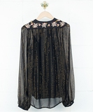 Nitaria Beads Blouse