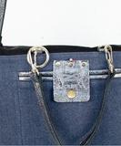 Mini Maths Handbag - Steel
