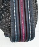 Marina Sequins Handbag - Black