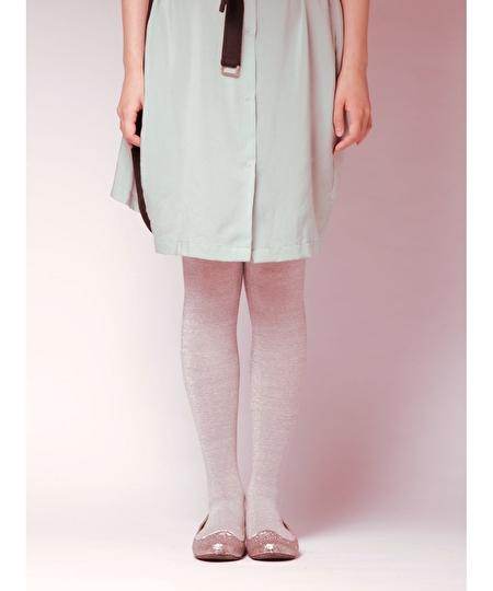 Shiny Leggings - Pink