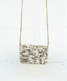 Kelly Sequins Purse