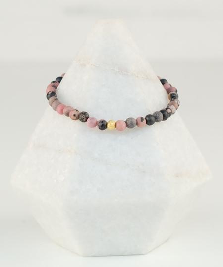 Monochrome Tourmalines Bracelet