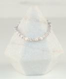 Sphere Howlite Bracelet
