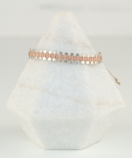 Atenas Rose Gold Bracelet