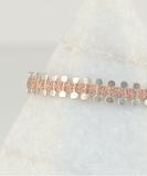 Atenas Rose Gold Bracelet