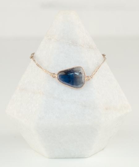 Deus Blue Sapphire Bracelet