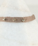 Fontana Brown Bracelet