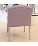Rivoli Brown Chair / In-Store Only