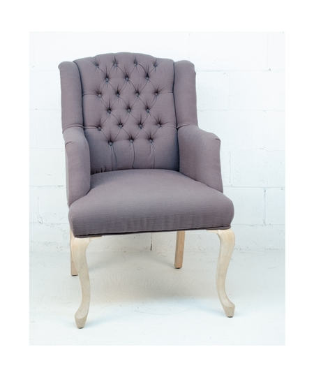 Henri Chair Lavender
