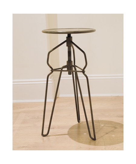 Eiffel Cast Iron Stool