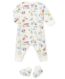 Trinite Paris Onesie + Booties