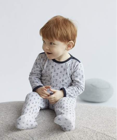 Trico Anchors Onesie