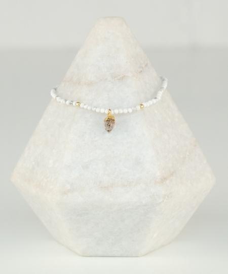 Prisma White Bracelet