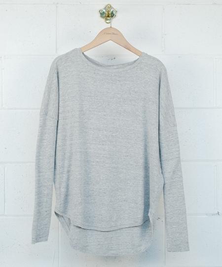 Aya Sweatshirt - Grey
