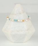 Sphere Multi Morganite Bracelet