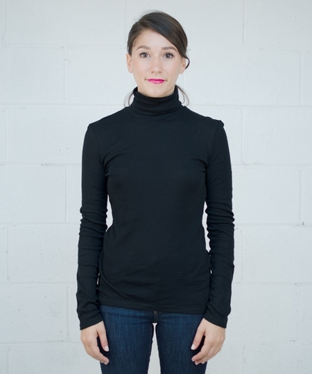 Elle Soft Turtleneck